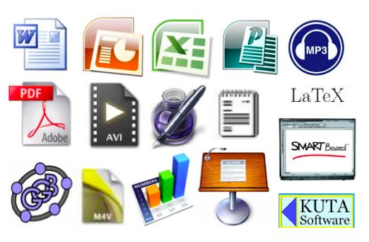 file formats 1