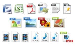file formats 2