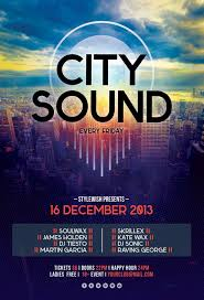 city-sound