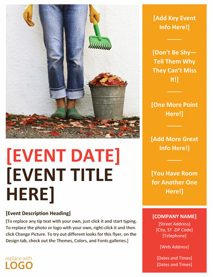 event-flyer-templates